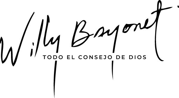 Blog del Pastor Willy Bayonet